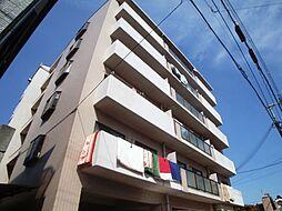 大阪府大阪市東淀川区小松3の賃貸マンションの外観