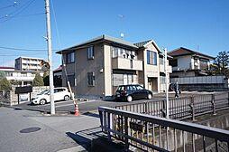 リバーサイド U ハウス[1階]の外観