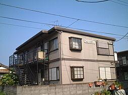 ファミーユ田中A棟[102号室]の外観