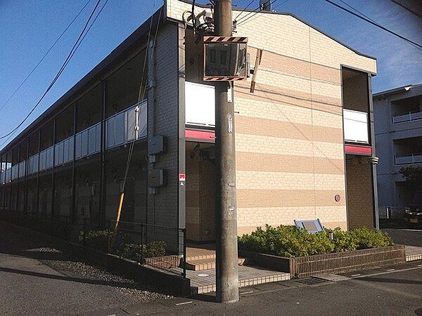 レオパレスレヴ メゾン 2階の賃貸【埼玉県 / 春日部市】