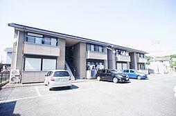 プラザハイツA・B・C・D[1階]の外観