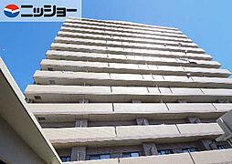 グランドメゾン徳川東401号室[4階]の外観