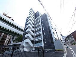 愛知県名古屋市東区白壁2丁目の賃貸マンションの外観