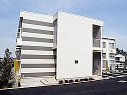 レオパレスシモジン[2階]の外観