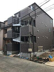 ヴィラ・コンフォール西新井[302号室]の外観