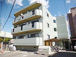 広島県広島市安佐南区大町西3丁目の賃貸マンションの外観