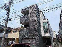 市川市福栄3丁目住宅[1F号室]の外観