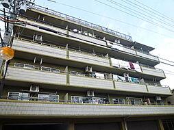 グローリーハイツ常盤[5階]の外観