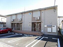 埼玉県入間市東町1丁目の賃貸アパートの外観
