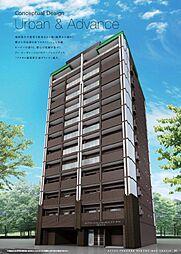 アクタス福岡県庁前グラシア[3階]の外観