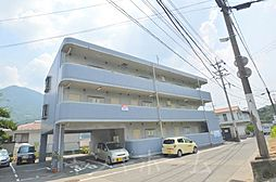広島県広島市安芸区中野4丁目の賃貸マンションの外観