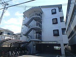 コーポフェルメール[3階]の外観