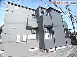 千葉県千葉市中央区寒川町2丁目の賃貸アパートの外観