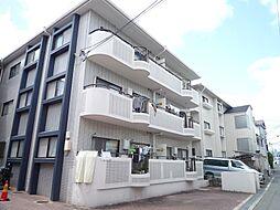 大阪府茨木市三島丘2丁目の賃貸マンションの外観