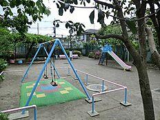 周辺環境:北嶺町児童公園