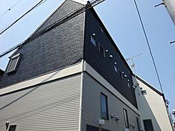 東京都大田区蒲田本町2丁目の賃貸アパートの外観