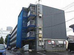 フォレスト新札幌[4階]の外観