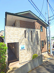 埼玉県さいたま市南区南浦和3丁目の賃貸アパートの外観
