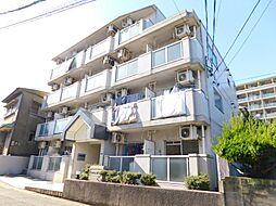 福岡県北九州市門司区柳町1の賃貸マンションの外観