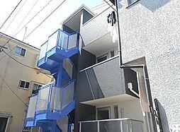 GOLDEN HOUSE[1階]の外観
