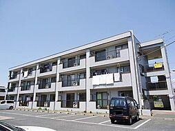 千葉県茂原市東郷の賃貸マンションの外観