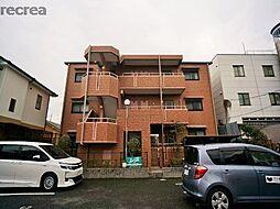 兵庫県伊丹市御願塚2丁目の賃貸マンションの外観
