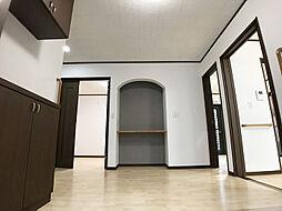 「玄関」広々とした玄関です。