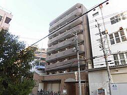 大阪府大阪市東淀川区淡路4丁目の賃貸マンションの外観