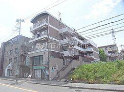 兵庫県神戸市西区枝吉1丁目の賃貸マンションの外観