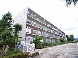 兵庫県川西市清和台西1丁目の賃貸マンションの外観