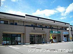 エポック西ノ須[2階]の外観