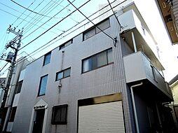 東京都国立市西2丁目の賃貸マンションの外観