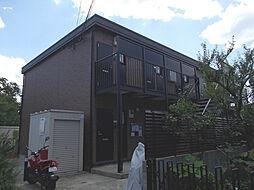 プレジール山科(東野)[203号室]の外観
