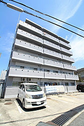 3LDKマンション[6階]の外観