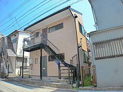 山崎コーポII[1階]の外観