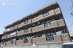 静岡県沼津市東沢田の賃貸マンションの外観