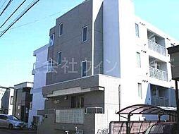 北海道札幌市中央区南七条西17丁目の賃貸マンションの外観