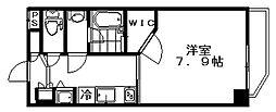 ル・パン・グラン[404号室]の間取り