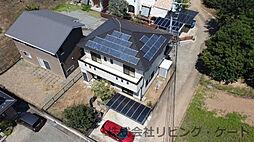甲斐市下今井 平成16年築中古戸建 4LDK 太陽光発電システム