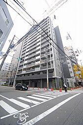 大阪府大阪市西区立売堀4丁目の賃貸マンションの外観