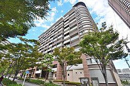 大阪府大阪市天王寺区筆ケ崎町の賃貸マンションの外観
