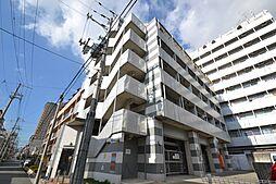 兵庫県神戸市灘区弓木町2丁目の賃貸マンションの外観