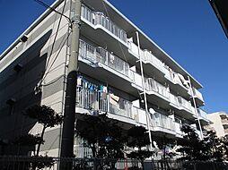グリーンハイツB[3階]の外観