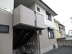 ドエル福島A[202号室]の外観