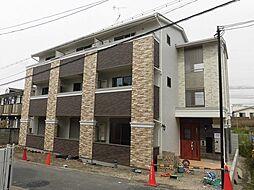 K's Residence瓢箪山(ケーズレジデンス)[202号室号室]の外観
