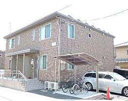 岡山県岡山市南区南輝3丁目の賃貸アパートの外観