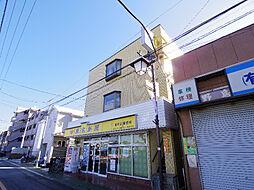 東京都東村山市野口町2丁目の賃貸マンションの外観