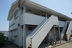 コーポハヤサカ[105号室]の外観
