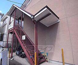 京都府長岡京市野添1丁目の賃貸アパートの外観