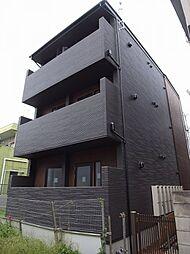 ルネコート京成小岩[201号室]の外観